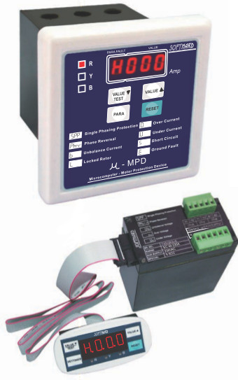Softhard Automation | Motor Protection Devices